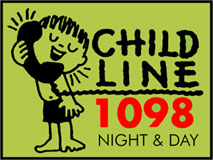 Childline India (External Website that opens in a new window)